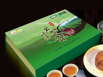 茶叶平面产品包装盒设计是怎么做出来的?