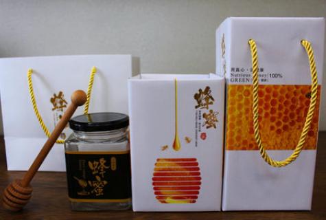 可做礼盒包装的蜂蜜包装盒的设计技巧