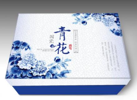 鉴析青花瓷包装设计理念在现代的艺术发展