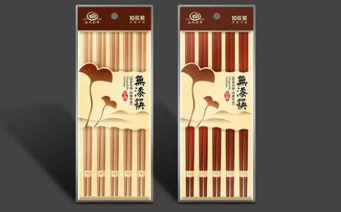 筷子的包装