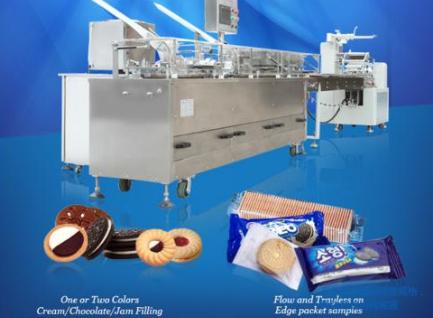 饼干包装机